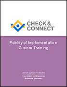 Fidelity of Implementation Training manual